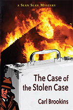 The Case of the Stolen Case by Carl Brookins
